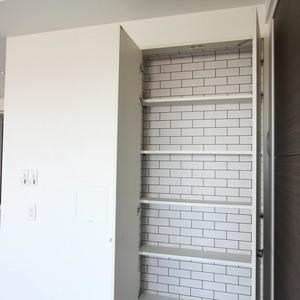 ザパームス竹ノ塚(13階,)のクローゼット