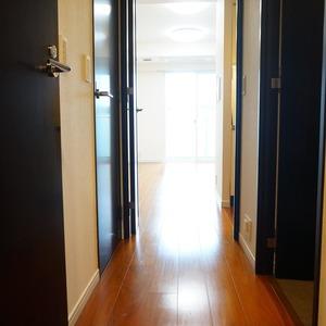 プリズムタワー(6階,6500万円)のお部屋の廊下