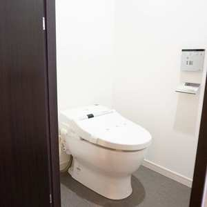 プリズムタワー(6階,6500万円)のトイレ