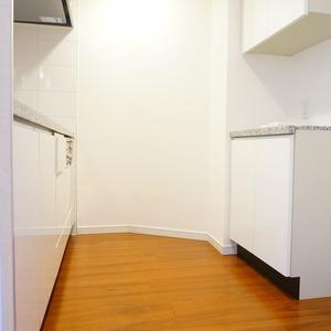 プリズムタワー(6階,6500万円)のキッチン