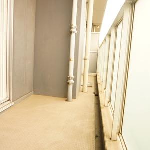プリズムタワー(6階,6500万円)のバルコニー