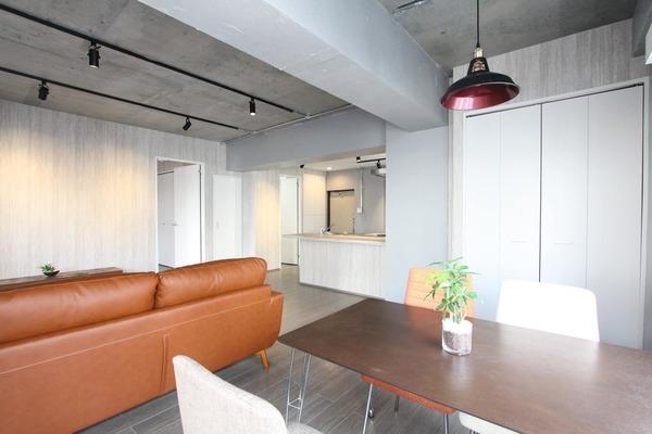 築地永谷タウンプラザ(4階,4780万円)