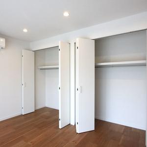 クレセントマンション(8階,)の洋室