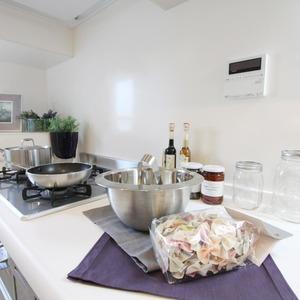 クレセントマンション(8階,)のキッチン