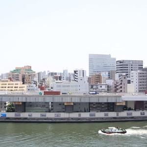 ドヌール柳橋(10階,4490万円)のお部屋からの眺望