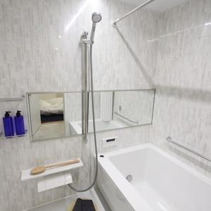 メイツ新宿なつめ坂(2階,4380万円)の浴室・お風呂