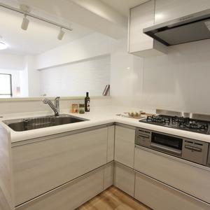 メイツ新宿なつめ坂(2階,4380万円)のキッチン