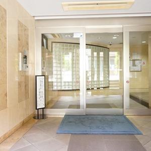 クレッセント麻布のマンションの入口・エントランス
