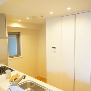 アーバンクリスタル九段下(8階,)のキッチン