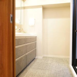 朝日六番町マンション(8階,)の化粧室・脱衣所・洗面室