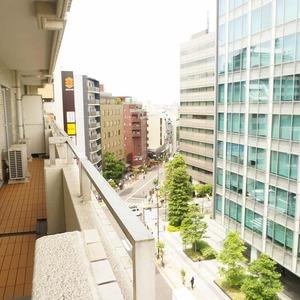 朝日六番町マンション(8階,)のお部屋からの眺望