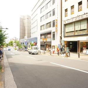 朝日六番町マンションの最寄りの駅周辺・街の様子