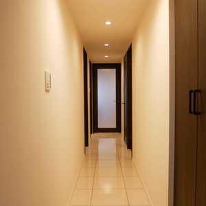 ライオンズマンション中野桃園(1階,5187万円)のお部屋の廊下