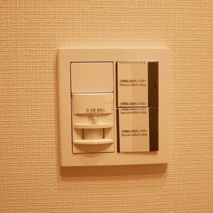 ライオンズマンション中野桃園(1階,5187万円)のお部屋の玄関