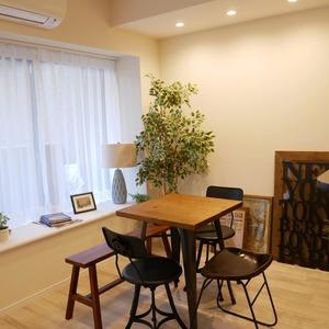 ライオンズマンション中野桃園(1階,5187万円)の居間(リビング・ダイニング・キッチン)