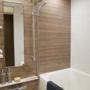 ライオンズマンション中野桃園(1階,5187万円)の浴室・お風呂