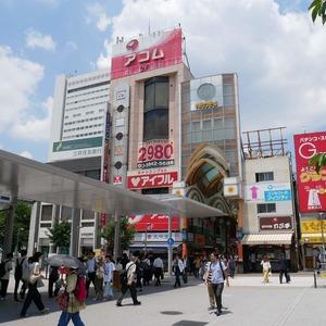 コスモ中野の最寄りの駅周辺・街の様子