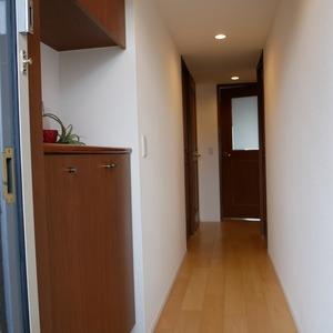 コスモ中野(4階,5899万円)のお部屋の廊下