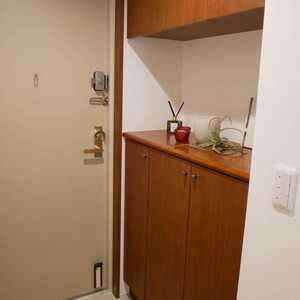 コスモ中野(4階,5899万円)のお部屋の玄関