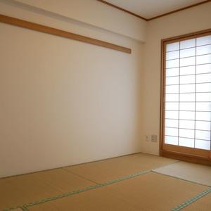 コスモ中野(4階,5899万円)の和室