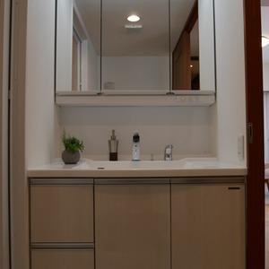 コスモ中野(4階,5899万円)の化粧室・脱衣所・洗面室