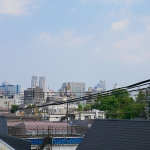 コスモ中野(4階,5899万円)のお部屋からの眺望