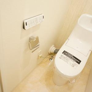コープ野村一番町(1階,)のトイレ