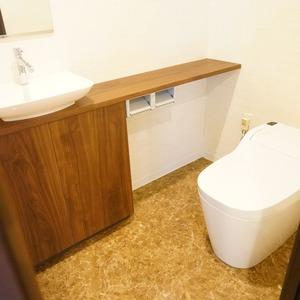 麹町ハウス(3階,)のトイレ