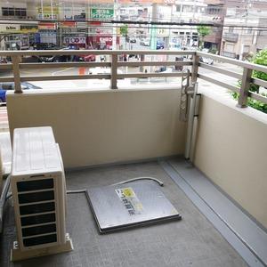グローリオ錦糸町(2階,4190万円)のバルコニー