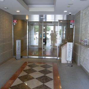 グローリオ錦糸町のマンションの入口・エントランス