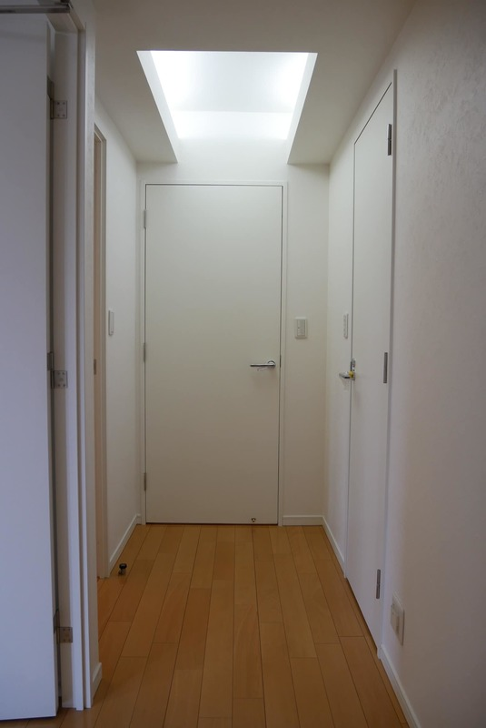 グローリオ錦糸町のお部屋の廊下1枚目
