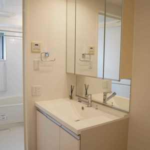 グローリオ錦糸町(2階,4190万円)の化粧室・脱衣所・洗面室
