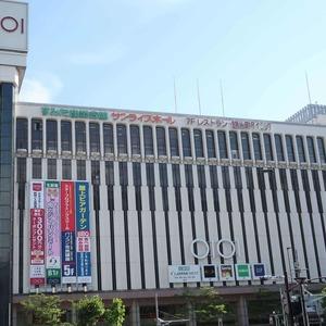 グローリオ錦糸町の最寄りの駅周辺・街の様子