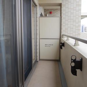 クレイシア両国(7階,)のバルコニー