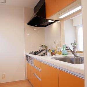 クレイシア両国(7階,)のキッチン