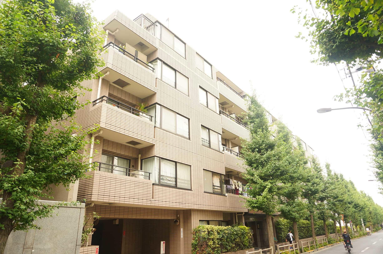 ザ・パームス西戸山(4階,)1枚目