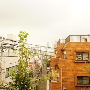 ザ・パームス西戸山(4階,)のお部屋からの眺望