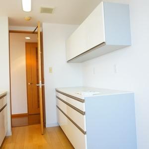 グランヌーブ中野(9階,)のキッチン