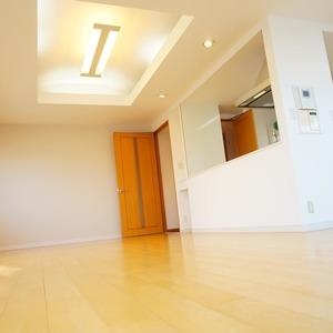 グランヌーブ中野(9階,)のリビング・ダイニング