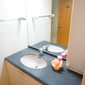 グランヌーブ中野(9階,)の化粧室・脱衣所・洗面室