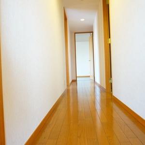グランヌーブ中野(9階,)のお部屋の廊下