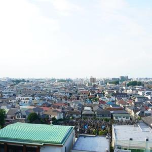 グランヌーブ中野(9階,)のお部屋からの眺望