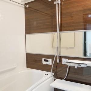 ライオンズシティ両国(11階,4250万円)の浴室・お風呂