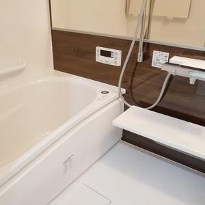 ライオンズシティ両国(11階,)の浴室・お風呂