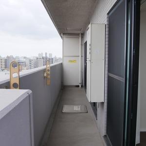 ライオンズシティ両国(11階,)のバルコニー