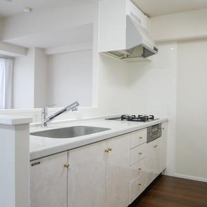 ライオンズシティ両国(11階,4250万円)のキッチン