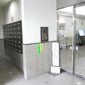 コスモ両国グランシティのマンションの入口・エントランス