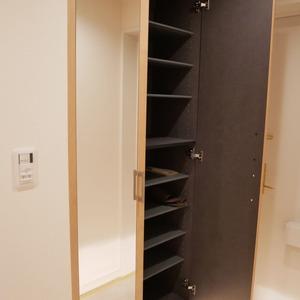 コスモ両国グランシティ(9階,)のお部屋の玄関