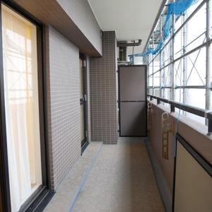 コスモ両国グランシティ(2階,4580万円)のバルコニー