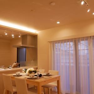 コスモ両国グランシティ(2階,4580万円)の居間(リビング・ダイニング・キッチン)